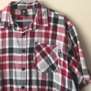 ECKO unlimited button down shirt
